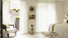 Idées déco design chambre en blanc