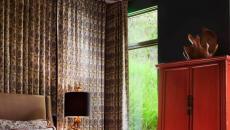 chambre à coucher rustique design élégant