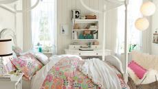 Elegant Chambre Cosy Douillet Touche Féminine Décoration Design