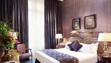 textiles de luxe pour une déco chambre réussie