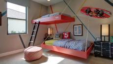 ameublement idées originales chambre ados maison