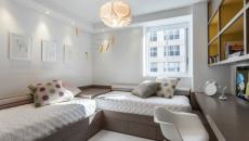 petite chambre enfants appartement