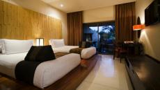 Chambre hôtel vacances exotiques à Koh Samui