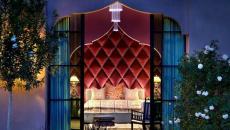 chambre luxe design oriental