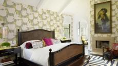 décoration sur les murs chambre à coucher