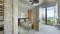 chambre à coucher design élégant papier peint