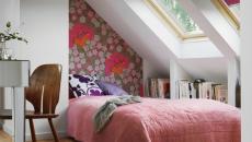 fenêtres de toit pour une chambre agréable