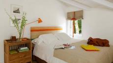 mezzanine aménagée chambre villa
