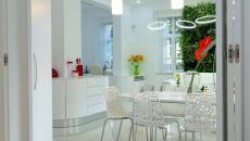 chambre communiquant salle à manger