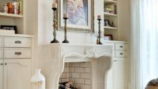 belle cheminée rénovée intérieur classe