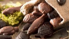 chocolat de pâques poissons