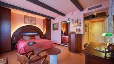 suite christophe colomb art hôtel italie