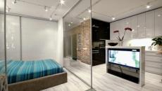 petit appartement de ville intérieur original