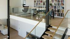 bibliothèque design intérieur suédois