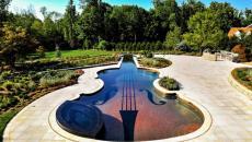piscine construire sa forme originale jardin