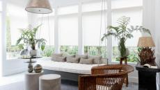assise suspendu design décoration