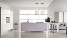 cuisine moderne design contemporain italien