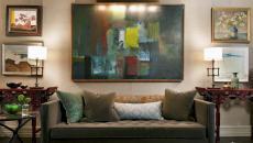 tableaux décoratifs séjour classe