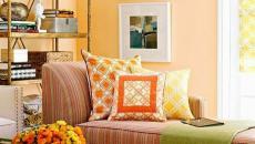 couleurs chaleureuse pour décoration intérieure sympa