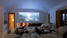 home cinéma coussins