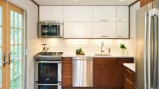 moderne et pratique cuisine sympa petite maison