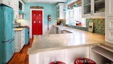 déco design cuisine vintage rétro