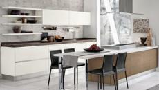 cuisine ouverte design italien moderne