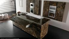 ambiance ulta moderne cuisine design artisanale luxe toncelli