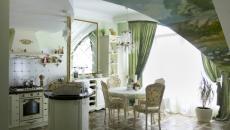 cuisine idée déco néo baroque