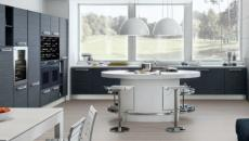 mobilier cuisine placards cuisine design italien moderne