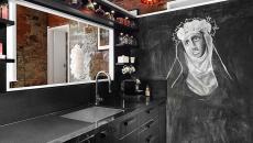 cuisine agencement original créatif déco