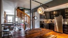 retro & industriel design intérieur maison tendance