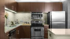 cuisine moderne appartement de ville aménagée