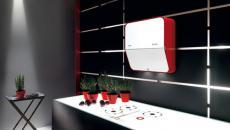 design italien hotte aménagement de cuisine
