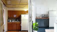 cuisine refaite travaux maison avant - après