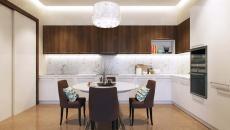 cuisine et salle à manger design moderne