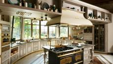 ambiance cuisine aménagée luxe
