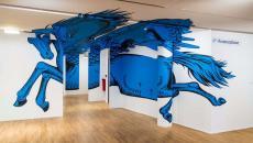 design décoration créative des murs 3D