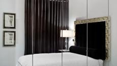 utiliser miroir pour agrandir petite chambre