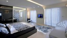 Chambre à coucher moderne a la deco