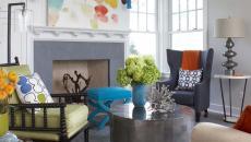 accessoire décoratif tableau mural salon