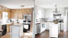 relooking cuisine rénovation déco petit prix