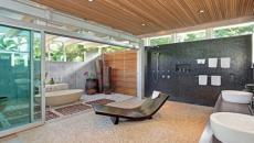 belle salle de bains de luxe déco zen
