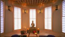 design zen espace de méditation