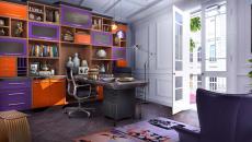 bureau design déco originale maison