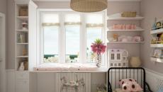 murs roses chambre de fifille