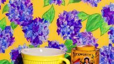 fleurs déco cuisine design