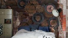 steampunk chambre idées déco originales