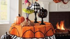 Belle déco intérieur maison Halloween