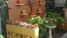 muret parpaings jardin à faire soi-même